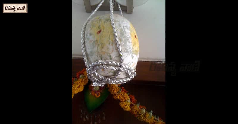 Significance Of Hanging A Pumpkin In Front Of The House