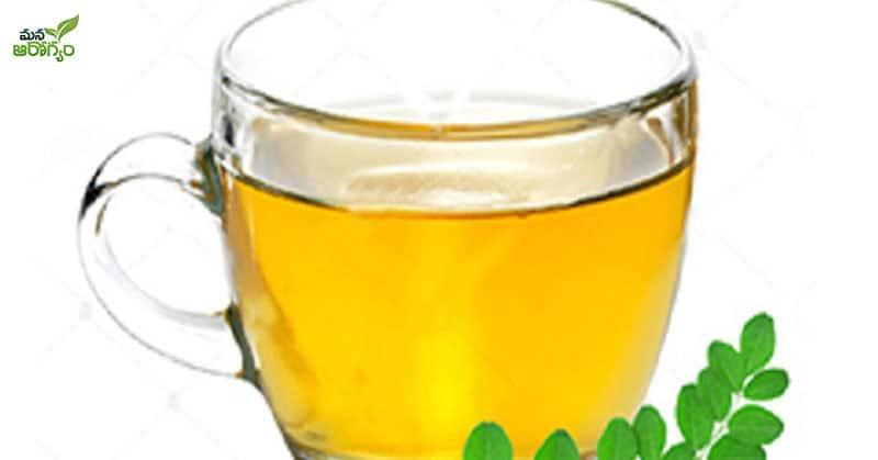 benefits of moringa tea