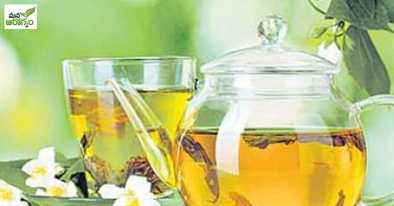 Health Benefits of Yellow Green Tea