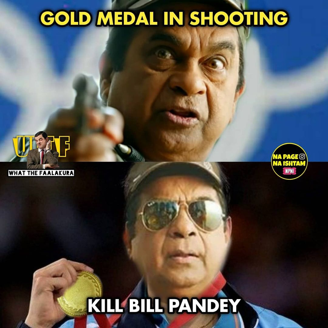 4.olympics memes ft tollywood charecters