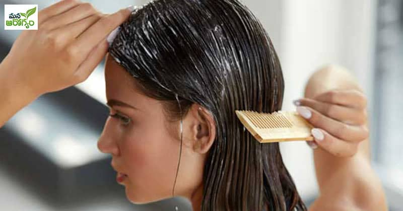 Ghee that removes hair problems