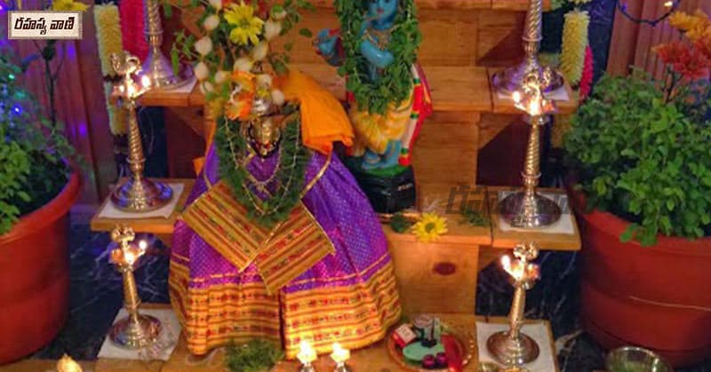Tulsi Puja on Gokulashtami Day