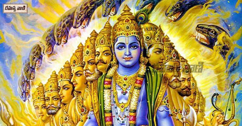 Lord Krishna Is The Reason For Killing The Bakasura