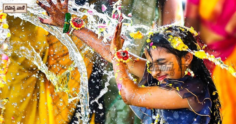 Significance Of Traditional Mangala Snanam
