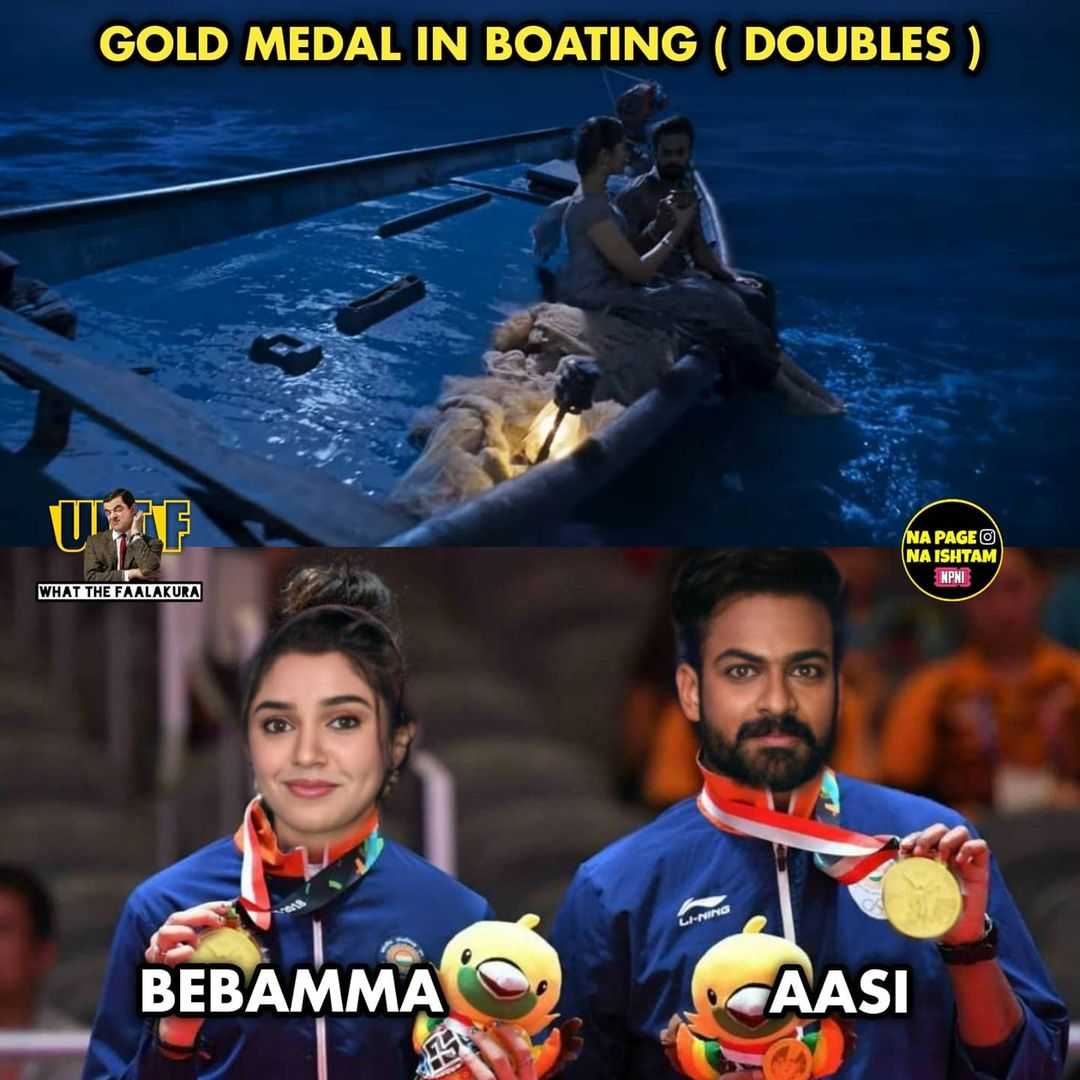 5.olympics memes ft tollywood charecters