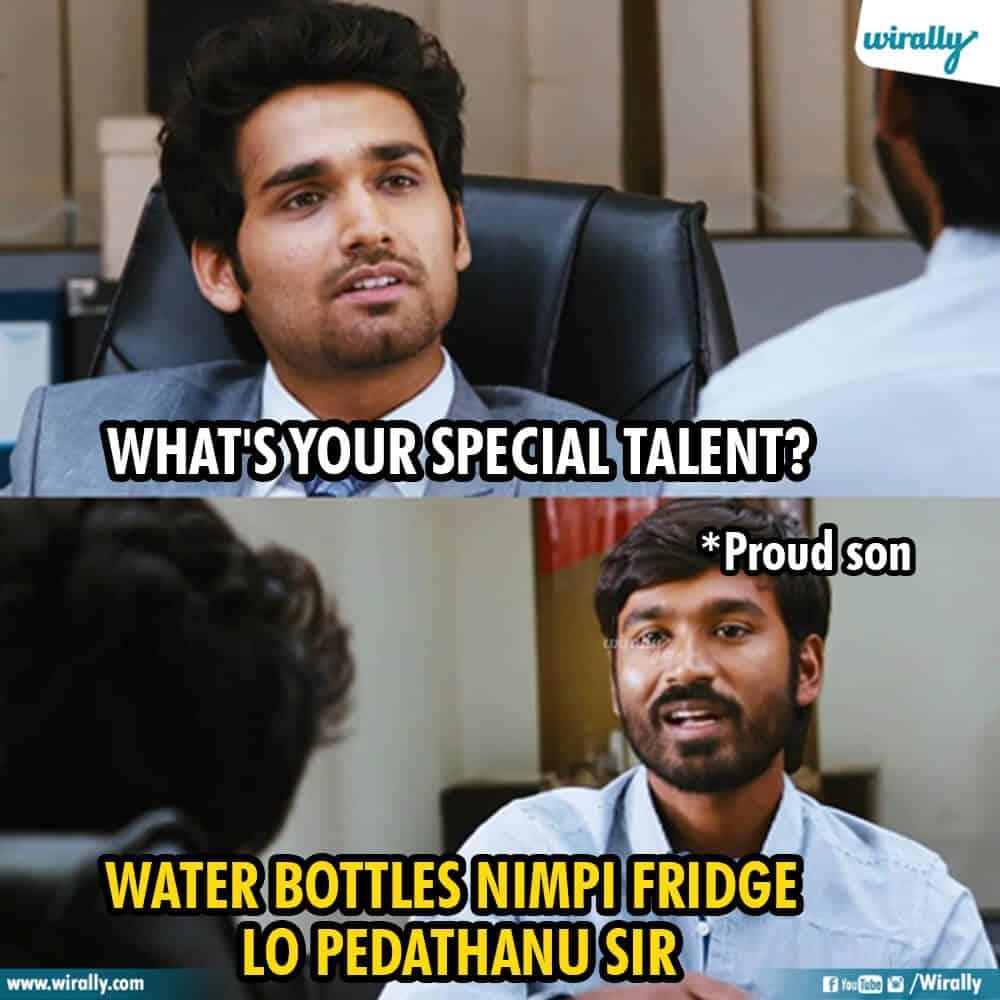 7.Raghuvaran B.Tech memes