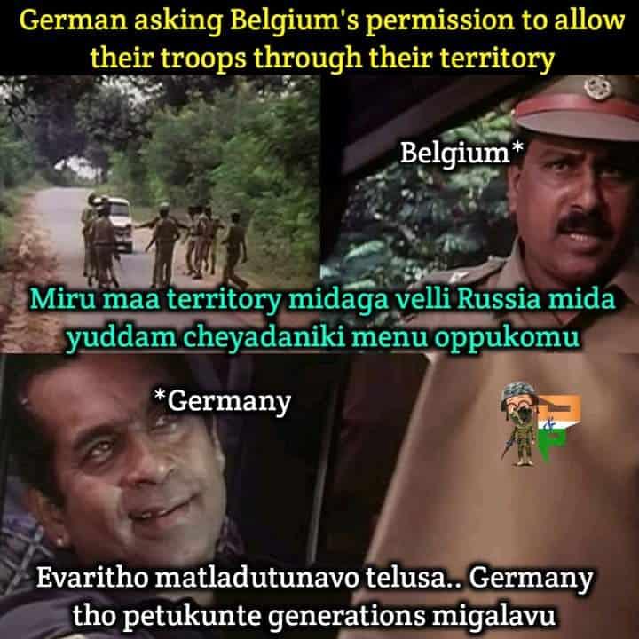8.WW1 Memes