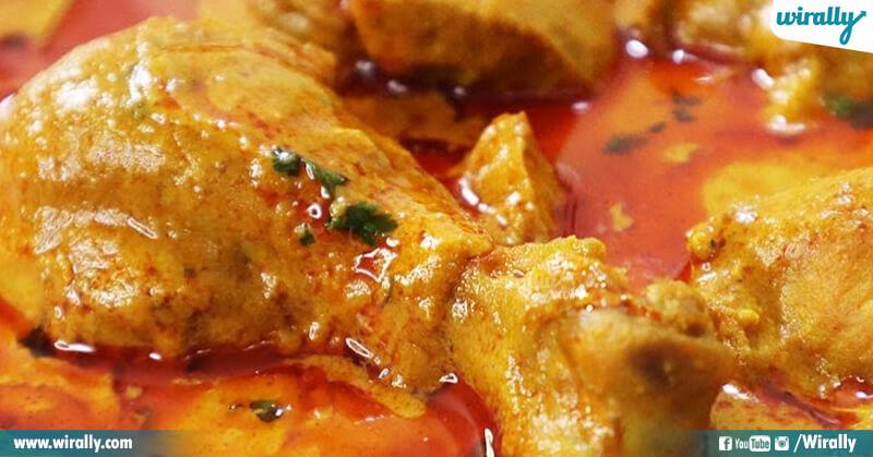 Hyderabadi Chicken Kurma