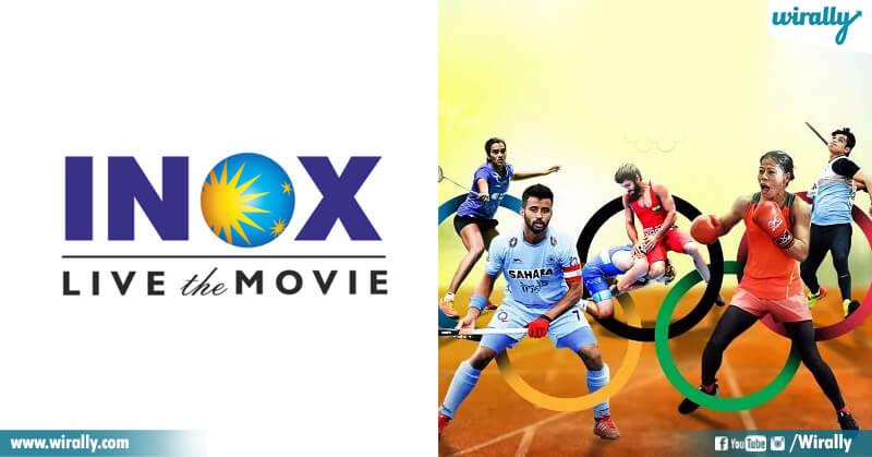 Inox Multiplex chain