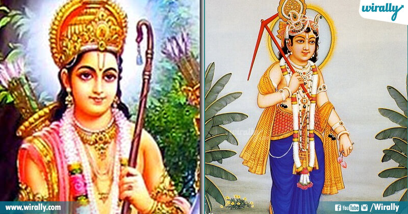 Lakshmana and Balarama