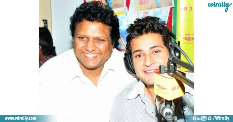 Mahesh Babu & Mani Sharma