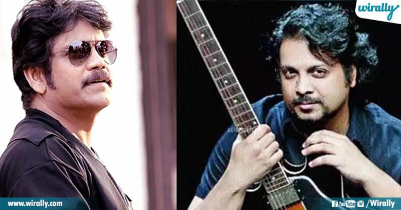 Nagarjuna & Sandeep Chowta