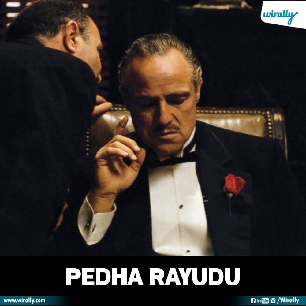 Pedha Rayudu