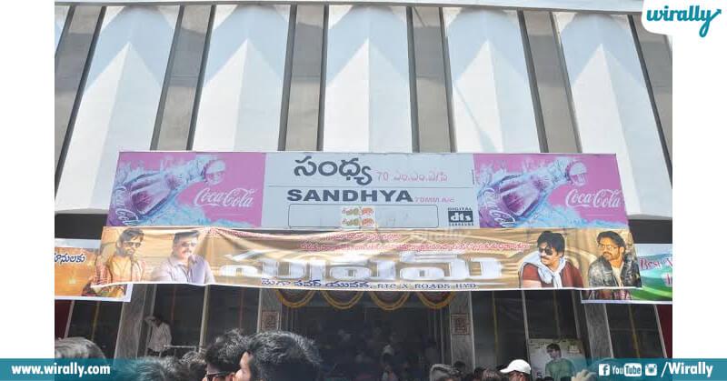 Sandhya - RTC X Roads