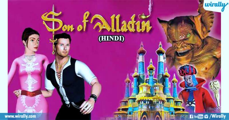 Son of Aladdin
