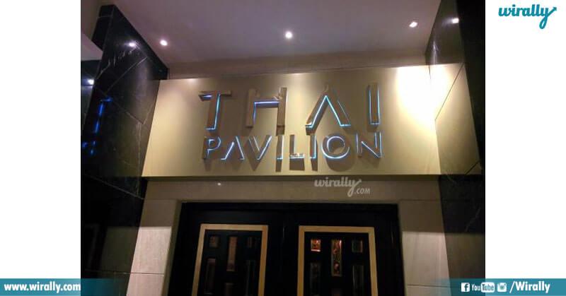 Thai Pavilion - Vivanta By Taj
