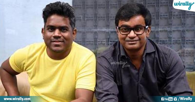 selva Raghavan & Yuvan Shankar Raja