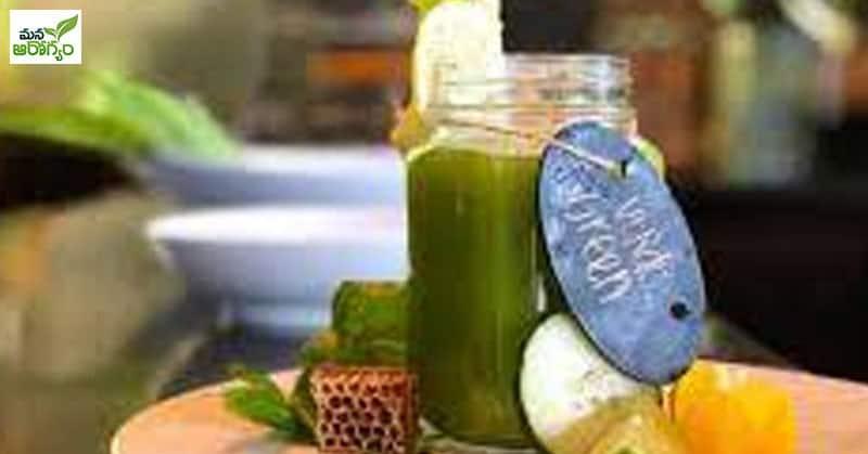 banyan tree leaf juice