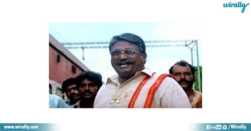 1.Jaya Prakash Reddy Garu roles