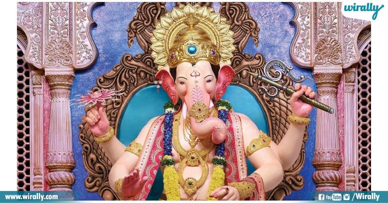 1.Vinayaka pooja