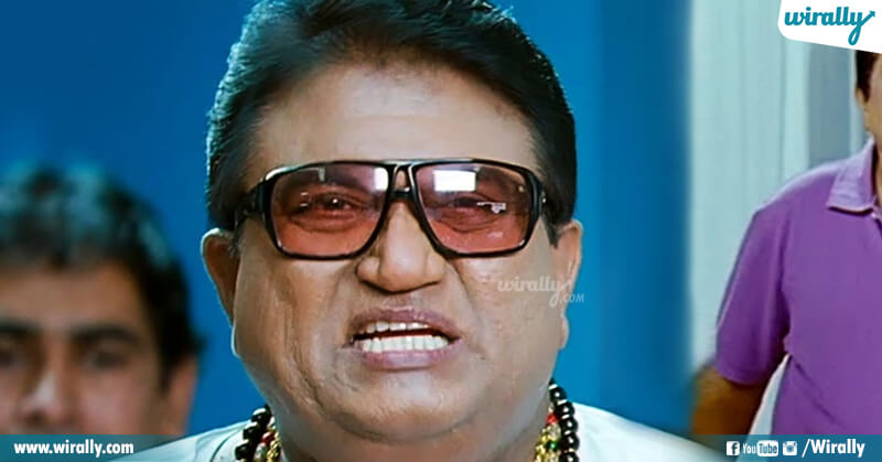 11.Jaya Prakash Reddy Garu roles