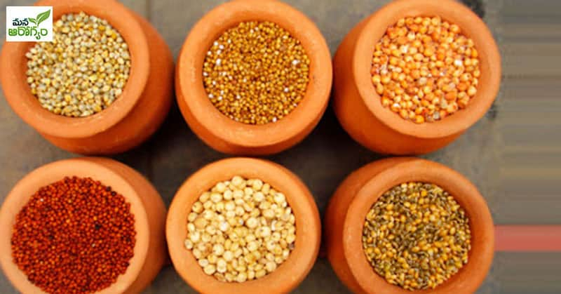 various millets