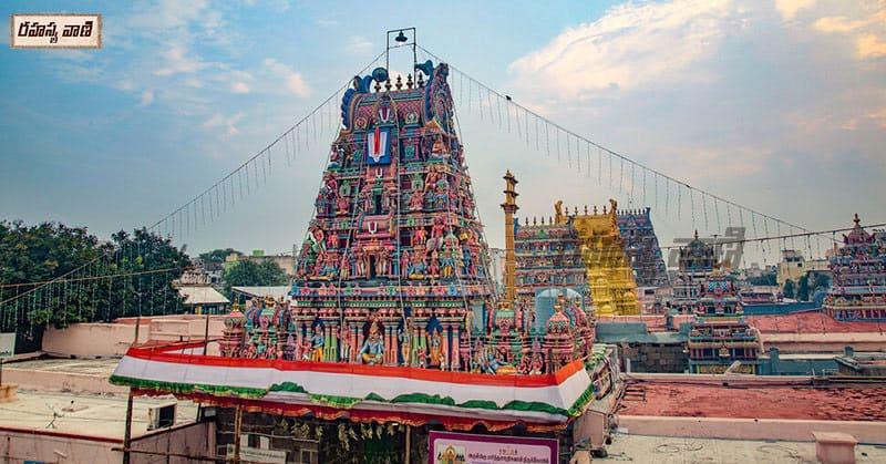 vishnu temple triplicane