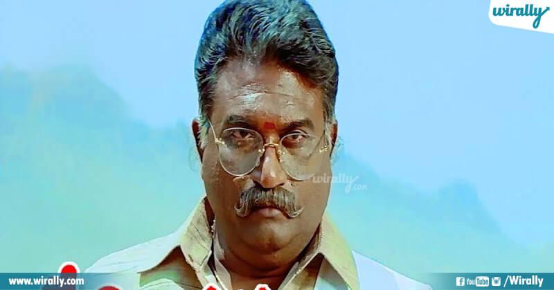 2.Jaya Prakash Reddy Garu roles