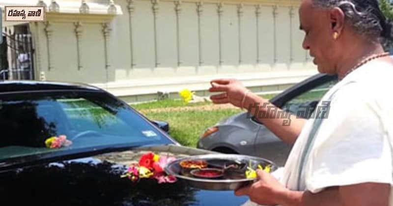 pooja of new car