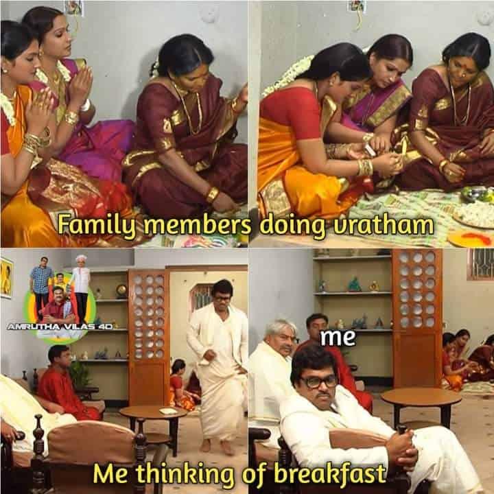 3.Amrutham memes