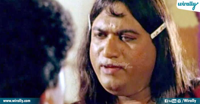 3.Jaya Prakash Reddy Garu roles