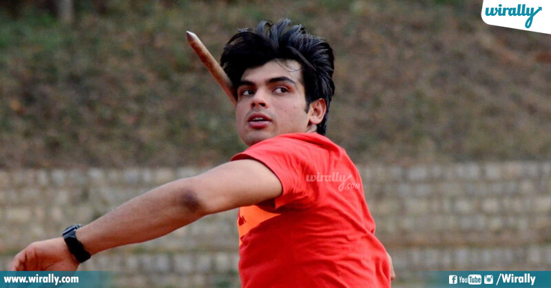 3.Neeraj Chopra