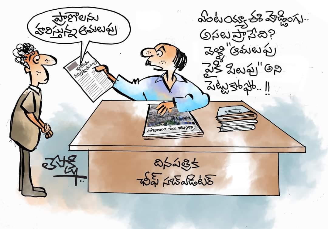 4.Lepakshi Cartoons