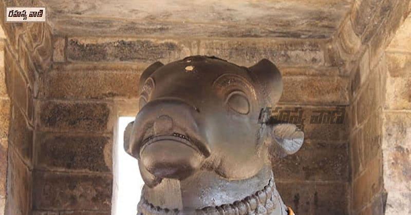 Sri Airavateshwara Swamy Temple nandi