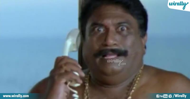 6.Jaya Prakash Reddy Garu roles