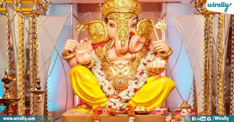 7.Vinayaka pooja