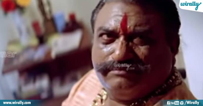 8.Jaya Prakash Reddy Garu roles