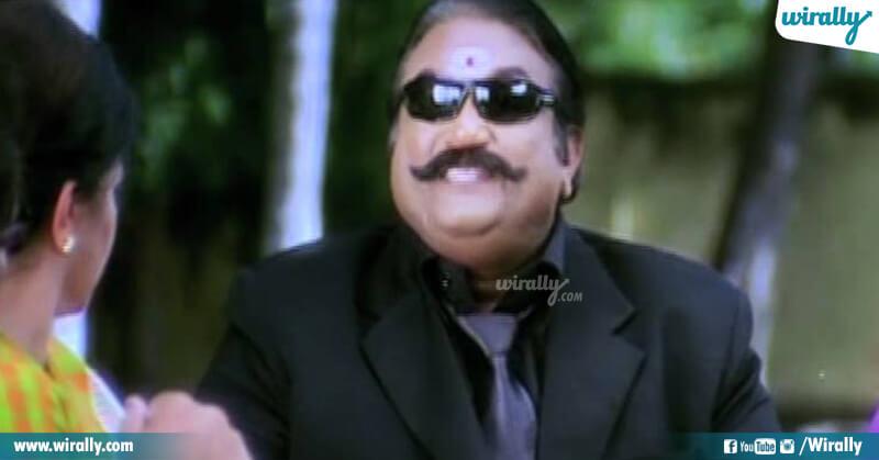 9.Jaya Prakash Reddy Garu roles