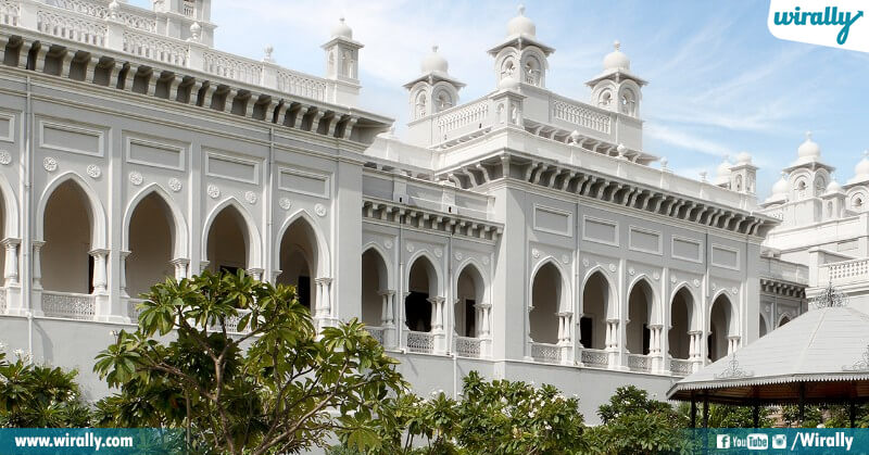 Adaa, Taj Falaknuma Palace