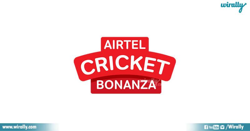 Airtel (Ticket to Cricket)