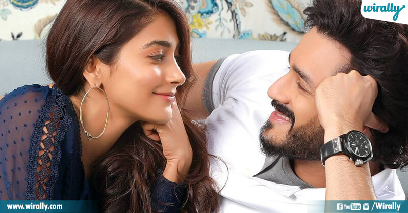 Akhil & Pooja Hegde