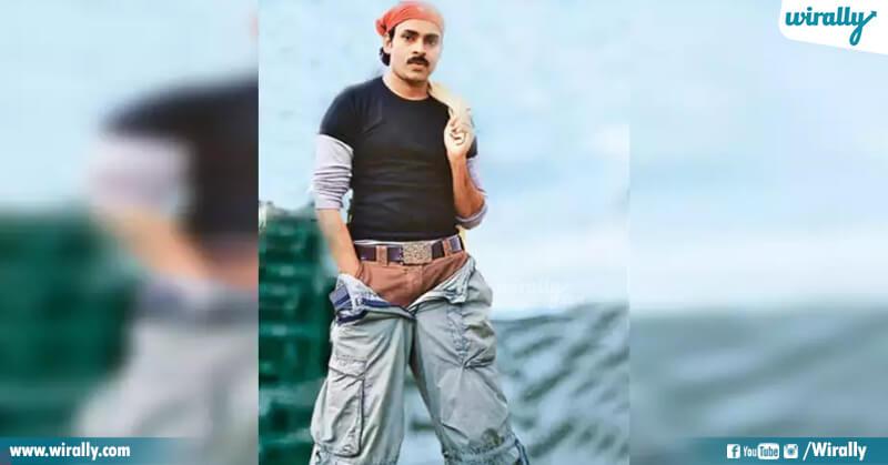 Gudumba Shankar Double Pant