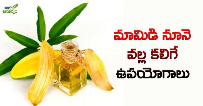benefits from mango oil