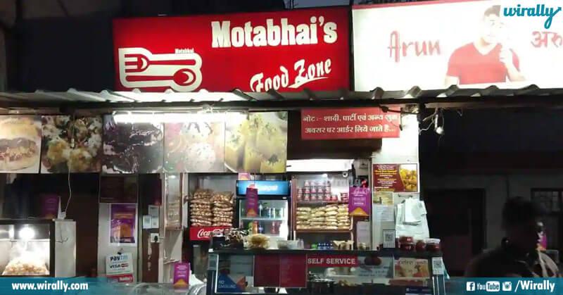 Mota Bhai Fast Food