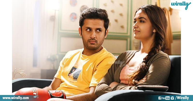 Nithin & Keerthy Suresh