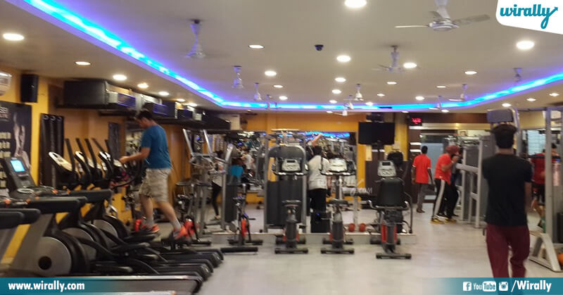 PULSE8 THE GYM