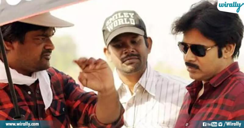 Pawan Kalyan - Harish Shankar
