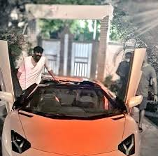 Prabhas Lamborghini