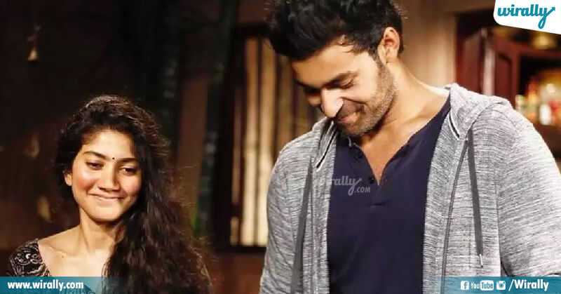 Varun Tej & Sai Pallavi