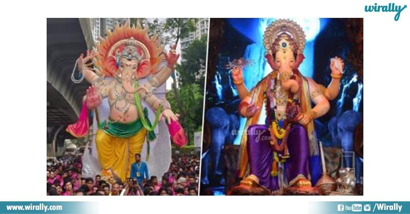 Vijayawada Ganesh Statue